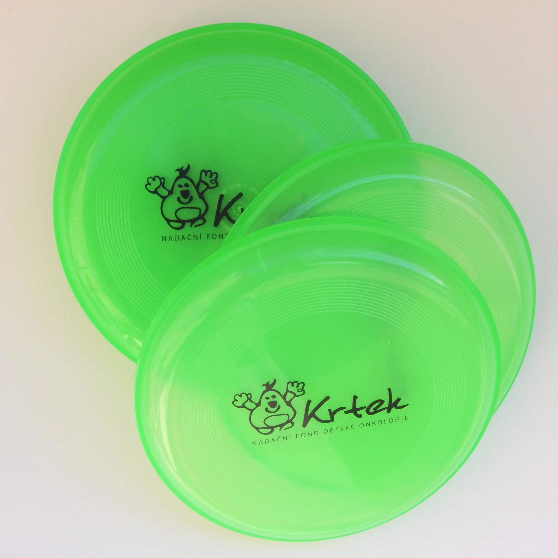 frisbee (50,- Kč)