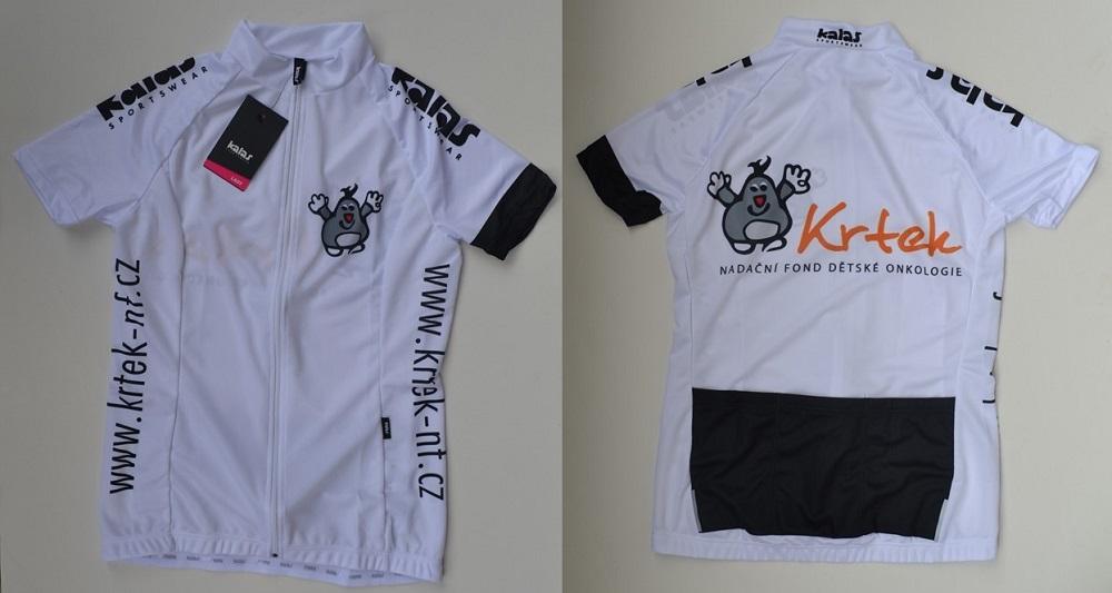 cyklistický dres pro dospělé (1000,- Kč)