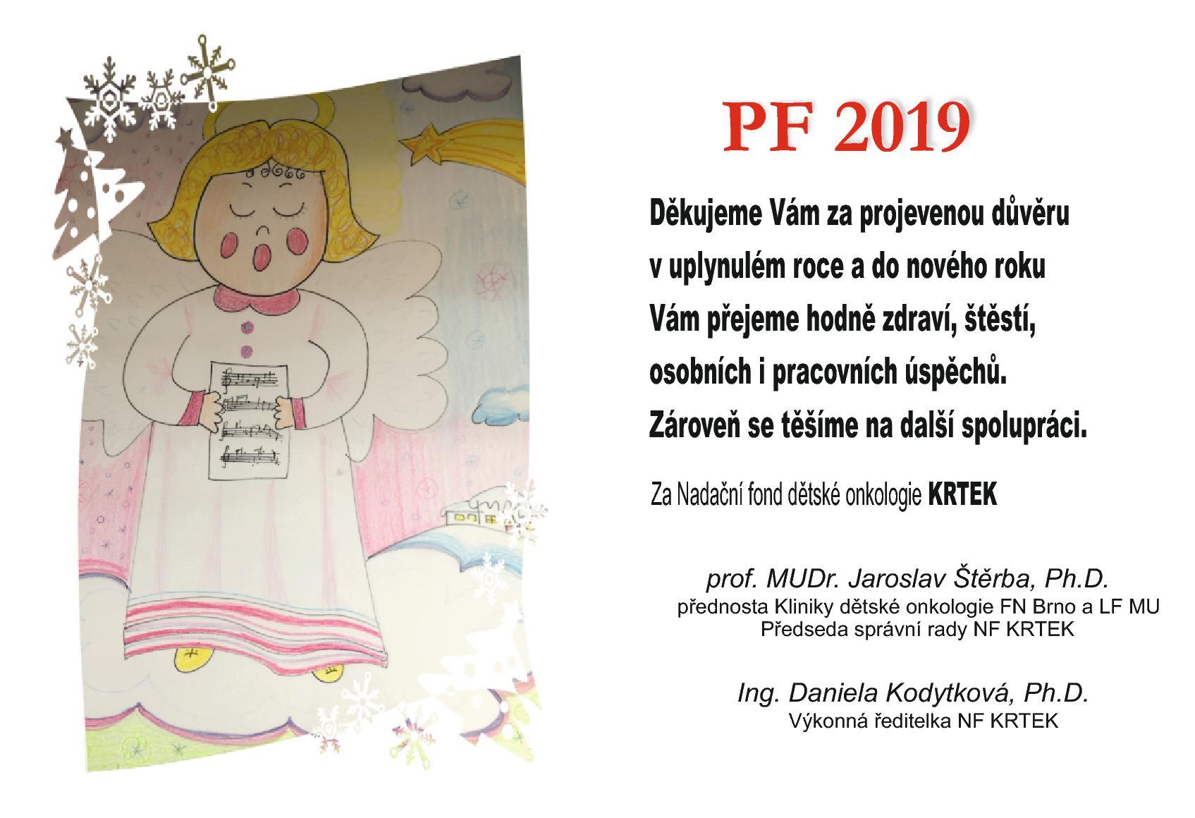 NFDO Krtek PF 2019
