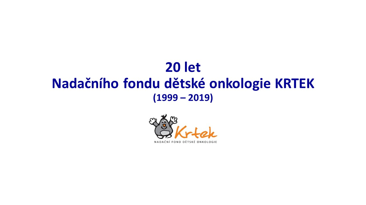 20 let Krtka