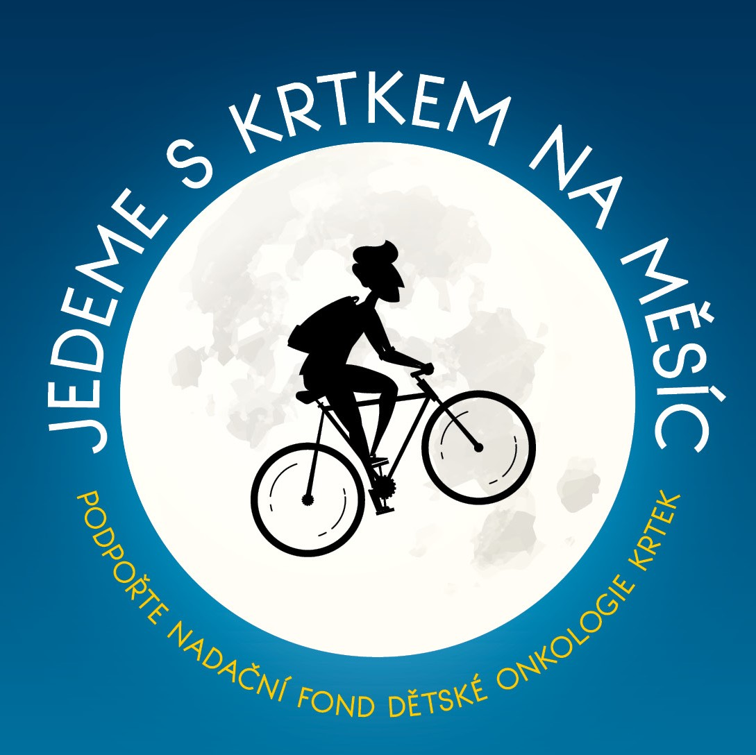 S Krtkem na měsíc logo